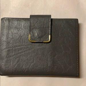 Vintage Royalle wallet real cow hide